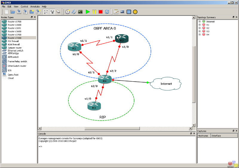 network simulator)