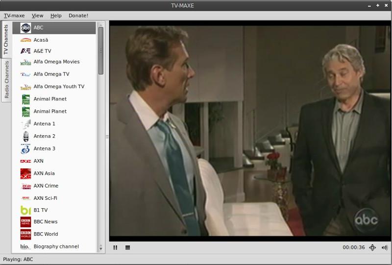 Приложение на комп для просмотра телевидения онлайн
