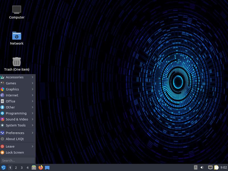 Ubuntu*Pack 20.04 / LXqt (Lubuntu)