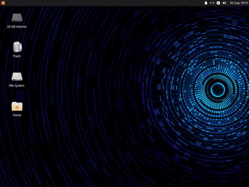 Ubuntu*Pack 20.04 / Xfce (Xubuntu)