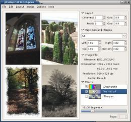 программа для обработки и печати фотографий скачать бесплатно - фото 10